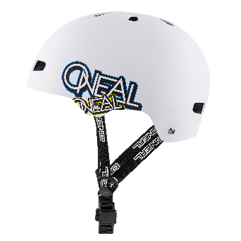O'Neal Dirt Lid ZF Helm - Junkie White